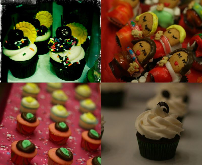 Cupcakecollage